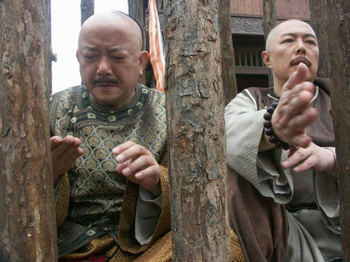 《铁齿铜牙纪晓岚》中,王刚饰演的和珅已经到了路炉火纯青的境界