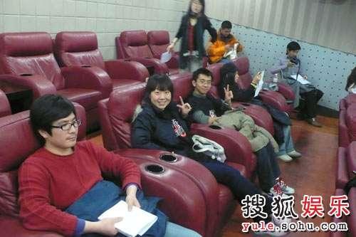 《叶问》搜狐电影评审团观影现场