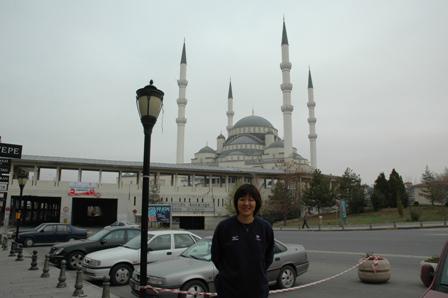 在土耳其留下回忆