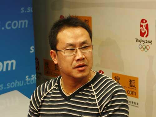 康辉2领队于建勇先生