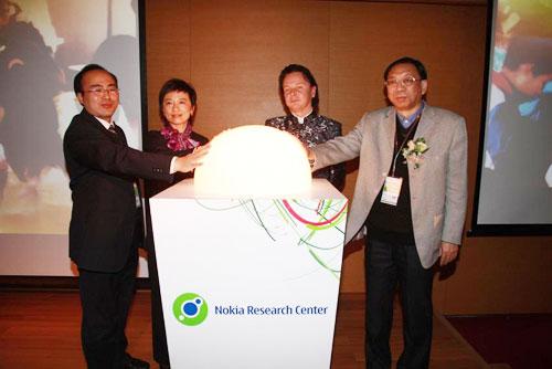 """诺基亚北京研究院联手中国科学院和北京邮电大学启动""""金色阳光工程"""""""