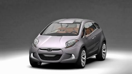 现代汽车以新能源技术挑战2009年车市