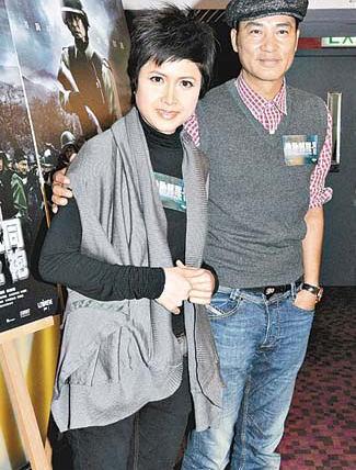 任达华与邵美琪同是好戏之人,他们相信《机动部队:同袍》会获得观众认同。