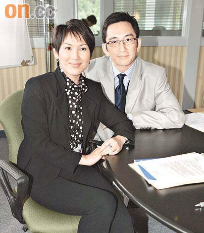 陈秀雯与吴启华同是好戏之人,喜有合作机会。