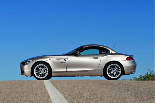 新一代BMW Z4