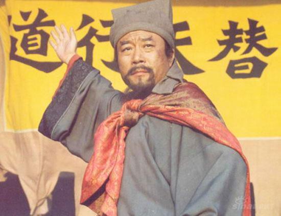 宋江/十九回:《水浒传》后来居上四大名著完美收官...