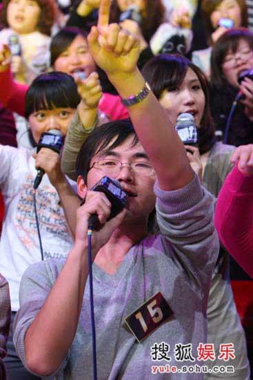 《谁敢来唱歌》不是选秀 只是娱乐节目