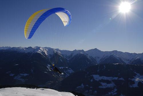 兴义滑翔伞基地