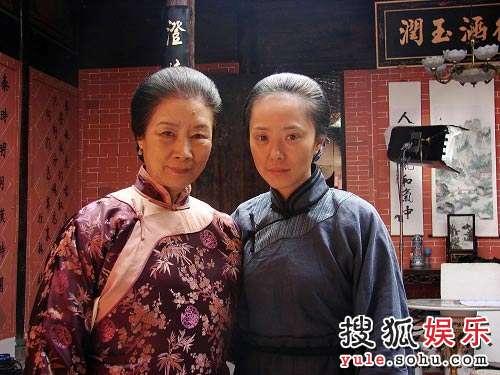 刘园园和吕中:我们像姐妹不