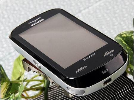 飞利浦X800外形设计