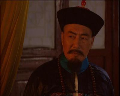 杜雨露饰演的张廷玉是剧中屈指可数的权术大家