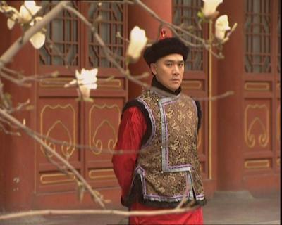 王绘春把八爷的城府之深表现得淋漓尽致