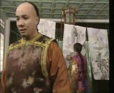 九爷胤禟的扮演者苗海忠是当年出名的燕舞小子