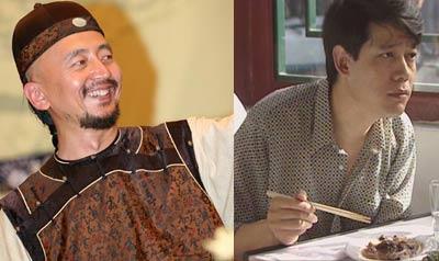 王劲松和鲍大志饰演的三民都为作品提色不少