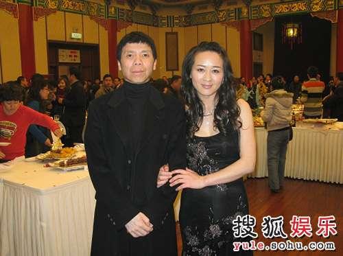 冯小刚与李琳