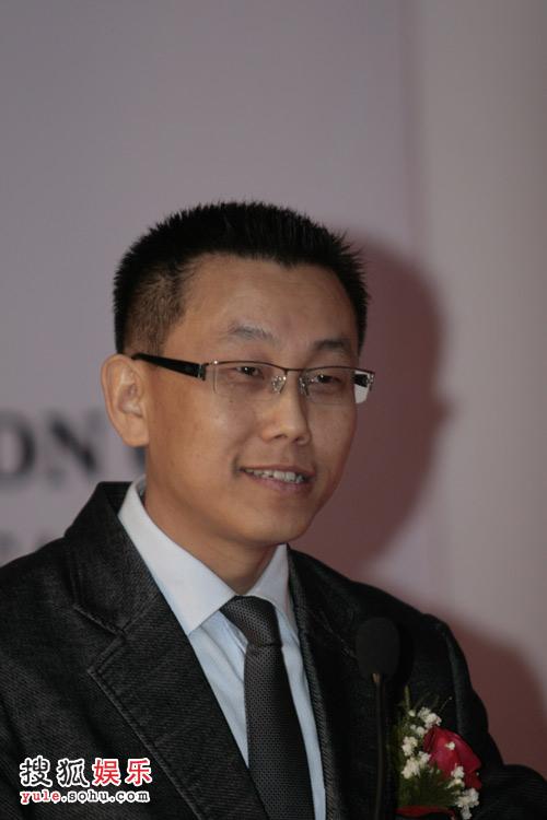 杰斯国际影业总裁韩曙永