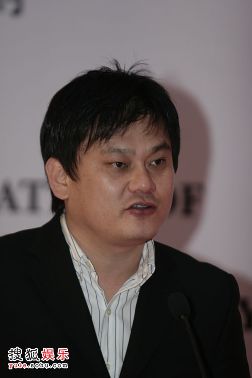Synergymedia代理理事Kang Ewgine