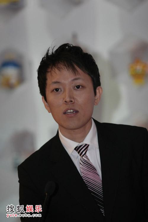 韩国Eduflo代表理事朴光世