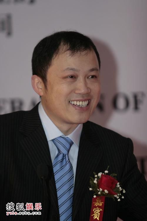 SMG影视剧中心副主任,上海炫动卡通副总裁王磊