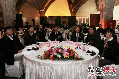 中韩影视产业的合作空间嘉宾