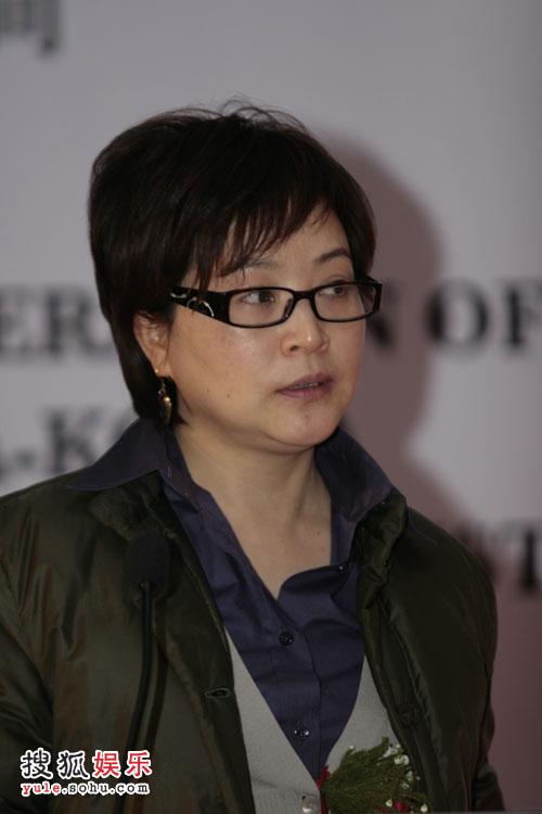 北京电视艺术中心发行部主任曹平