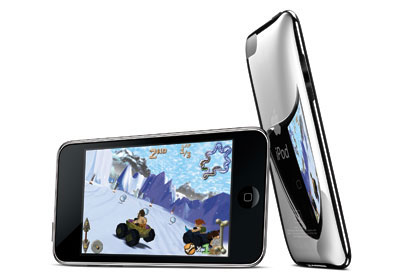 苹果公司iPod Touch播放器 价格:230美元(8GB容量)