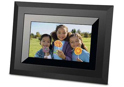数码相框 价格:140美元(索尼7寸)