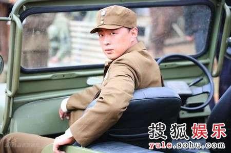 宁宁出演《滇西1944》
