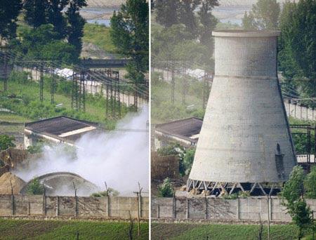 朝鲜宁边核设施