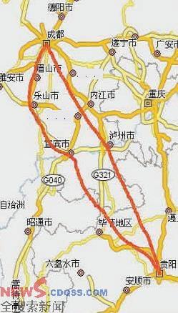 昭通中心城市规划图