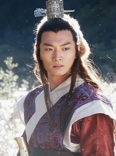 张纪中在选配角上眼光独到,赵鸿飞饰演的耶律齐赢来不少喝彩