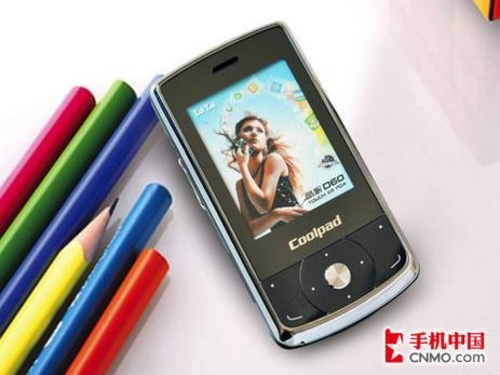 品味品质完美融合 酷派D60今高调上市