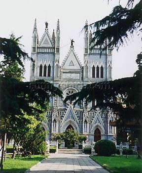 西什库教堂