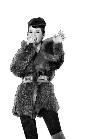 胡杏儿是TVB艺人转做歌手的代表