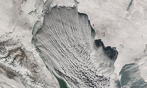 NASA公布震撼地球图片