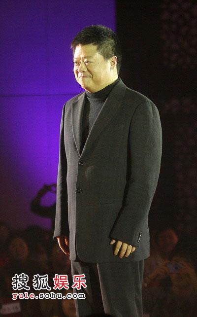 图:2008金话筒颁奖礼现场 马东获奖