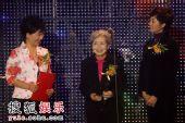 图:2008金话筒奖 鞠萍、敬一丹、沈力