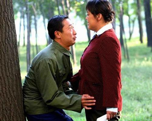 大庄和庄嫂在《金婚》中相当出彩