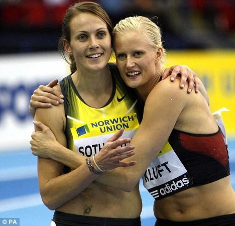 瑞典美女转项放弃世锦赛四连冠