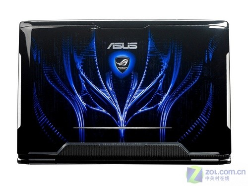 配NV9800独立显卡 华硕G50游戏本上市