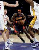 图文:[NBA]湖人VS勇士 杰克逊突围