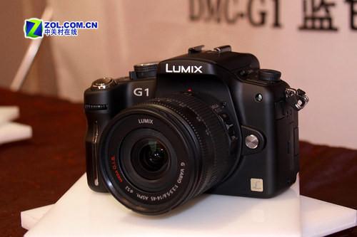 敢与单反叫板 可换镜头相机松下G1上市