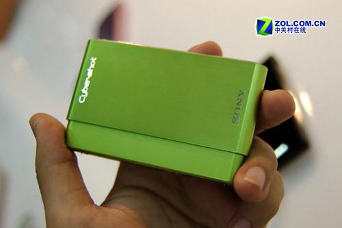 超薄防抖卡片机 索尼千万像素T77送2GB棒