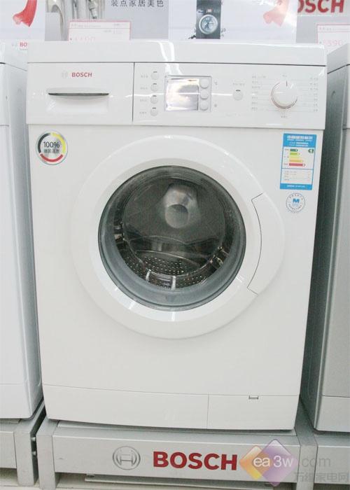比比看谁最快 博世快洗洗衣机大搜罗