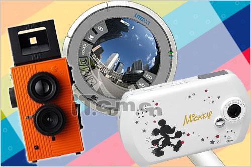2008年度 数码影像产品之TOP 10