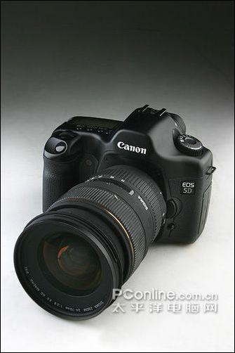 佳能 EOS 5D(配24-105mm镜头套机)