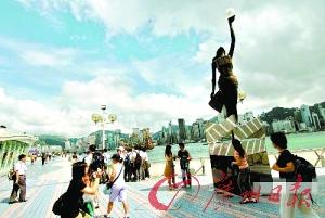 香港常住人口_北京常住人口2189.3万人;香港迪士尼连续6年亏损丨地产财经早餐