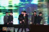 组图:跨年演唱会―SJ-M演唱《U》