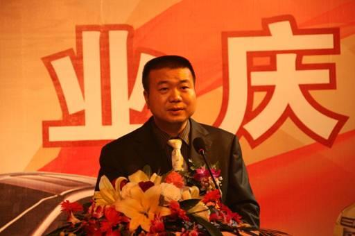 王惟表示新一代4S店将大力提升长安铃木的销售服务水平