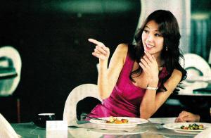 林志玲坦白三段恋情